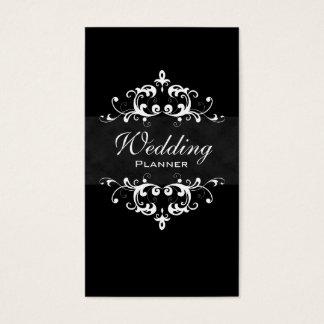 Business Card Elegant Wedding Event Planner 2