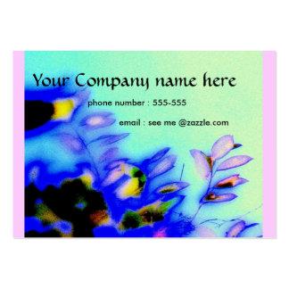 Business Card Feminine design