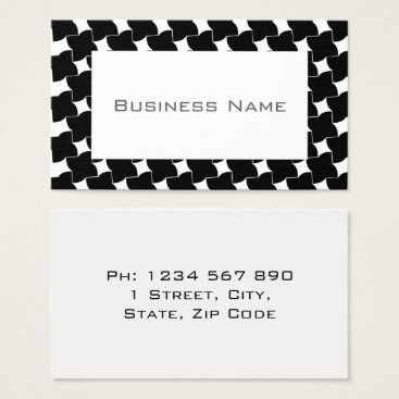 Professional Business Business Card flower set2
