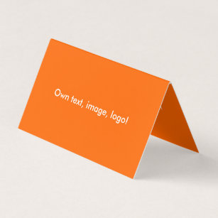 Tent Business Cards Zazzle