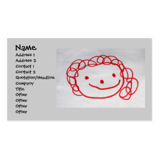 Business Card for Day Care Great