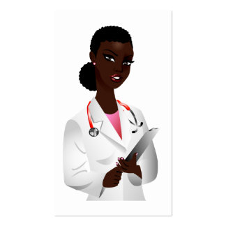 Business card for Doctor
