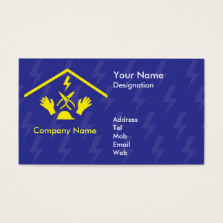 Business Card For Electriicans/Electrical Business