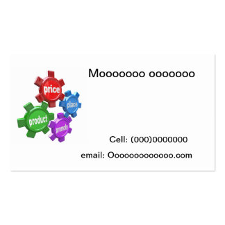 Business card for everyone
