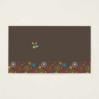 business card for kid