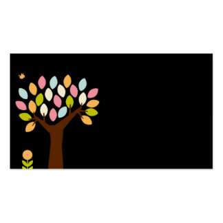 business card for kindergarten