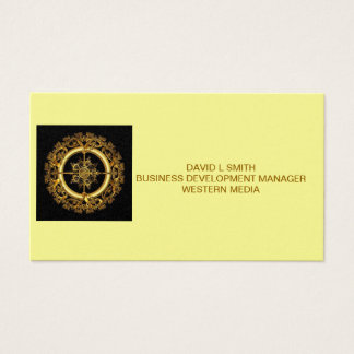 BUSINESS CARD FOR PROFESSIONAL