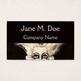 Wig business cards templates zazzle business card french vintage wig aristocrat reheart Image collections