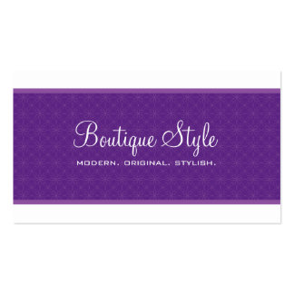 BUSINESS CARD :: fresh style 7