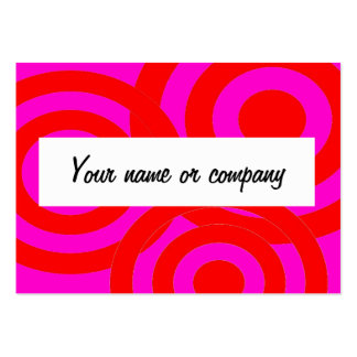 Business card girly girl