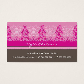 BUSINESS CARD :: glam 1 land