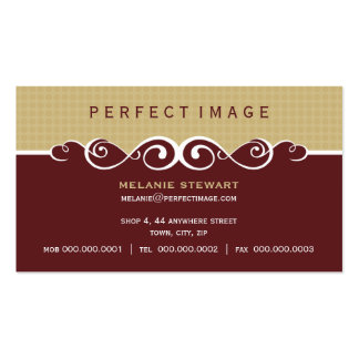 BUSINESS CARD :: gorgeously 6
