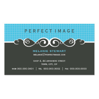 BUSINESS CARD :: gorgeously 7