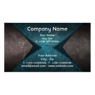 Business Card Grunge Metal Background