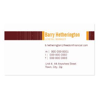 BUSINESS CARD :: hip 1