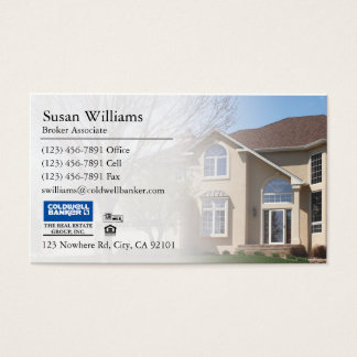 Business Card: Home Business Card
