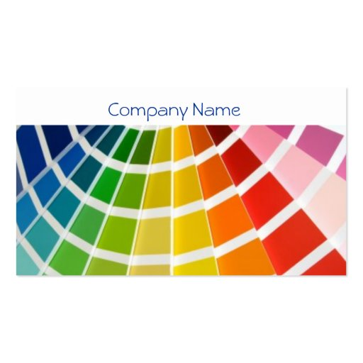 Business Card Home Decor House Painting Zazzle
