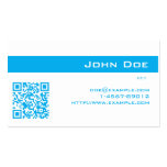 Business Card Imperial Blue