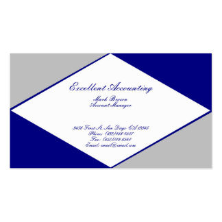 Business Card Italic