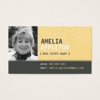 BUSINESS CARD :: jazzy photo 16L