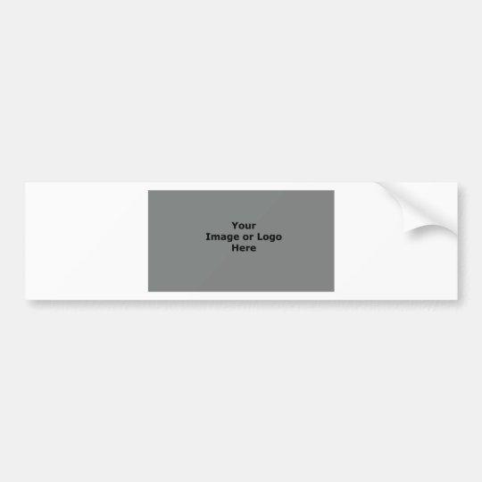 Business Card Logo Here Gray The MUSEUM Zazzle Gif Bumper Sticker