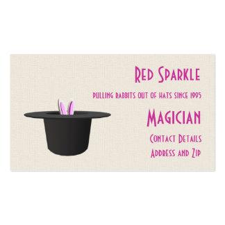 Business Card - Magician