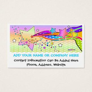 Business Card - Maxxed Pop Art