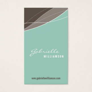 BUSINESS CARD :: modern elegance 6