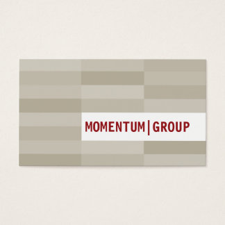 BUSINESS CARD :: modern rectangular panels 2
