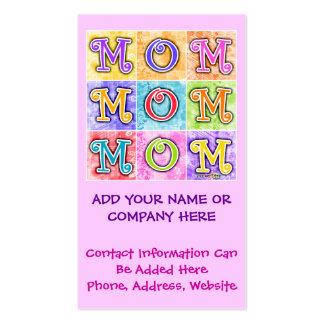 Business Card - MOM Pop Art