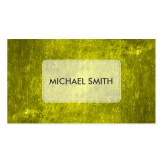 Business Card - Monogram