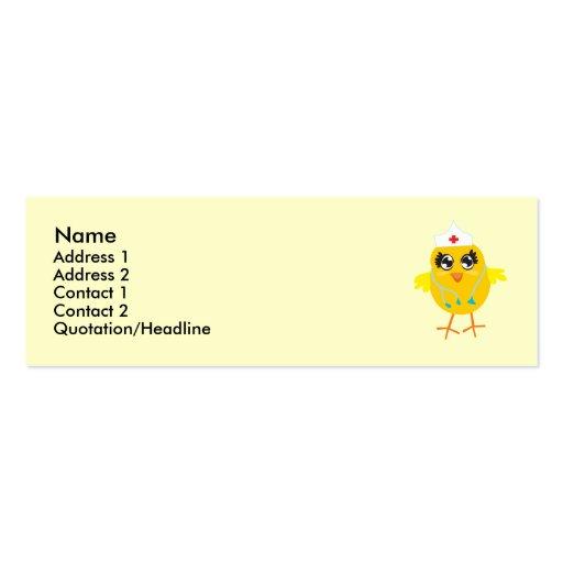 Business Card Nurses