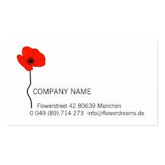 Business Card *Poppy*