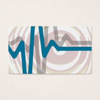 Business Card - pulse rate