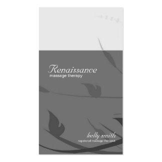 Business Card - Renaissance