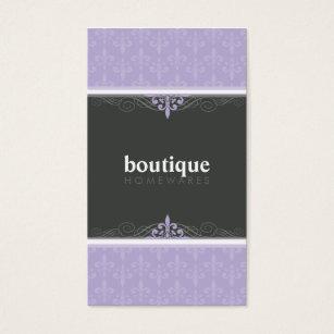 Fleur de lis business cards templates zazzle business card stylish fleur de lis colourmoves