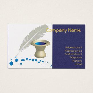 Business Card Template & 2010 Calender