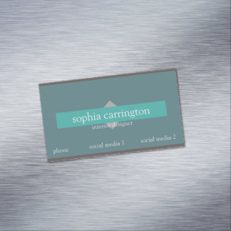 Business Card Template 412