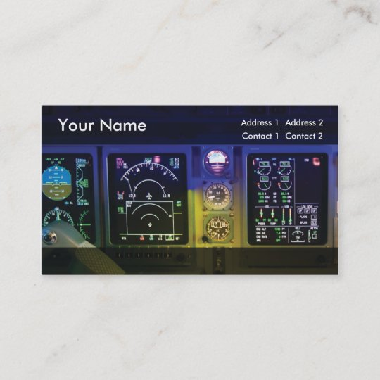 Business card template aviation zazzle business card template aviation colourmoves