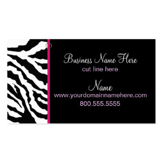 Business Card Template **Bold