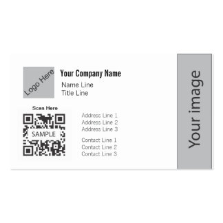 Business Card Template Generic 1