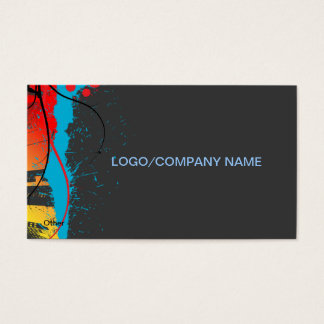 Business Card Template-Grange