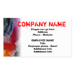 Business Card Template - Incorporated