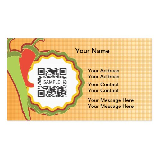 Business card template mexican restaurant zazzle for Mexican restaurant business cards