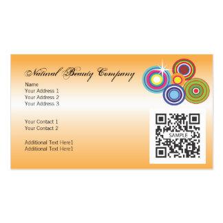 Business Card Template Perfume