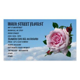 BUSINESS CARD TEMPLATE PROFILE-