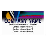 Business Card Template Top - Strategic Upswing