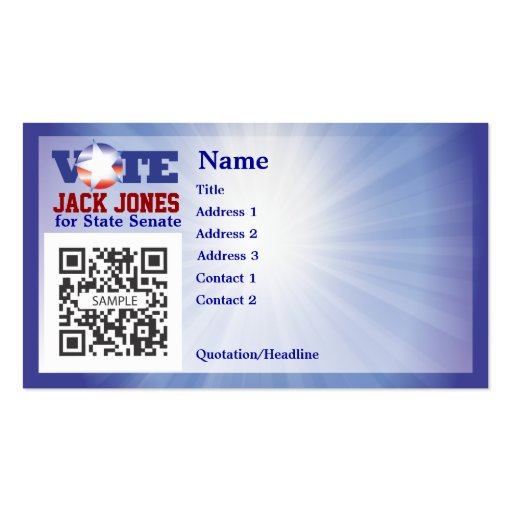 Product Line Card Template Word: Business Card Template Vote