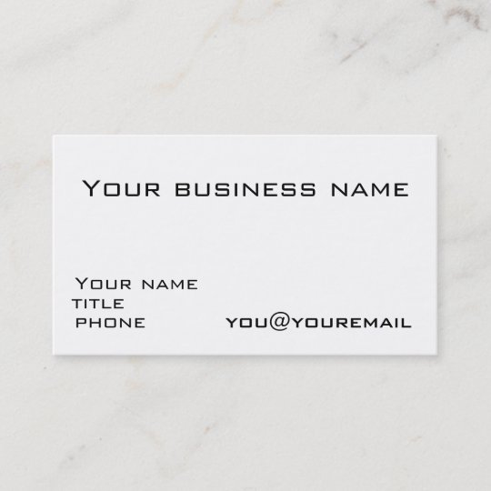 Business card template with social media icons zazzle business card template with social media icons cheaphphosting Image collections