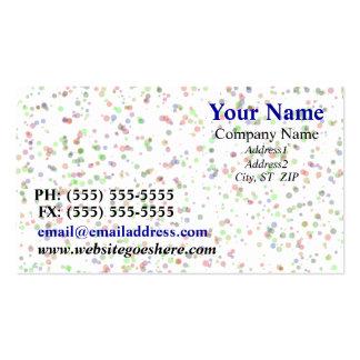 Business Card Templates: Impressionism